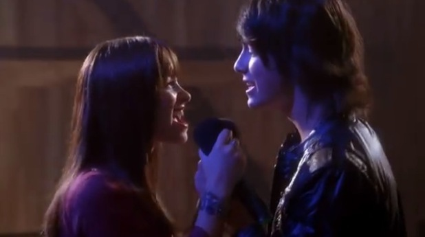 Demi Lovato and Joe Jonas sing 'This Is Me', Camp Rock 2008