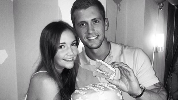 Jacqueline Jossa and Dan Osborne find out their baby's sex - 2 October 2014