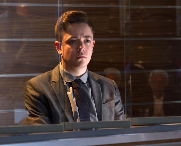 Hollyoaks, Finn's verdict, Fri 3 Oct