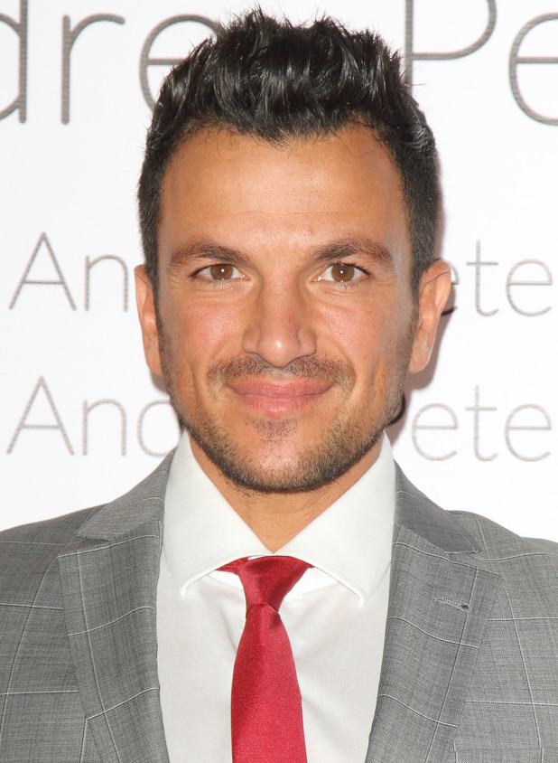 Peter Andre launches Scarlet fragrance, Chotto Matte in Soho, London 2 October