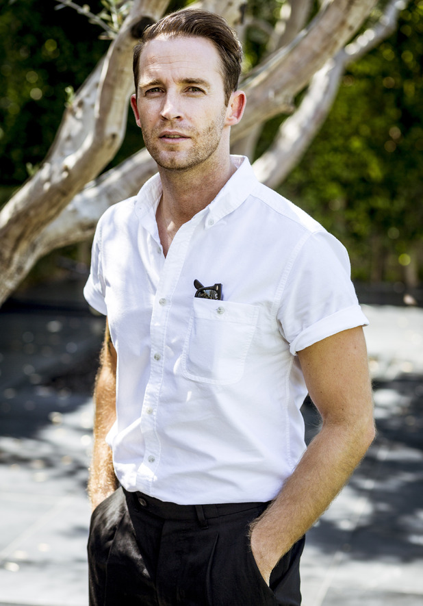 X Factor's Jay James auditions for Simon Cowell during Judges' Houses round, LA - 30 September