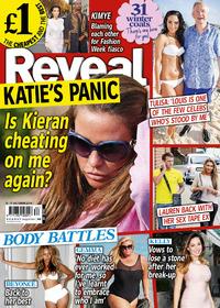 Reveal magazine cover 40, 2014