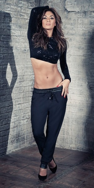 Nicole Scherzinger models her second clothing collection for Missguided.co.uk - 7 October 2014