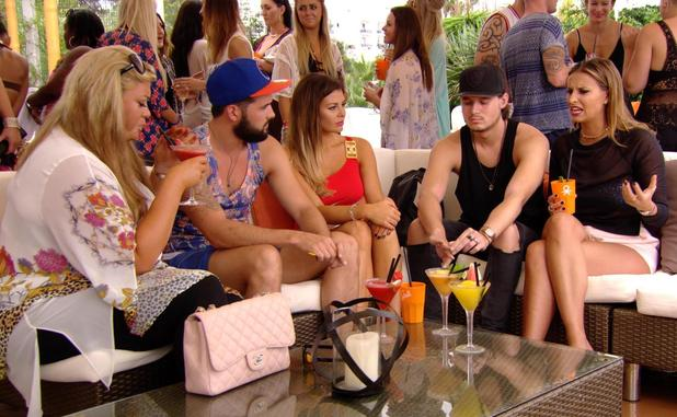 TOWIE - Ferne speaks about her feud with Elliott. Episode airs: Sunday 12 October.
