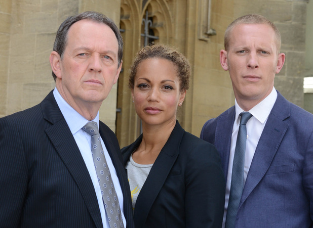 Lewis, Kevin Whately, Angela Griffin, Laurence Fox, Fri 10 Oct