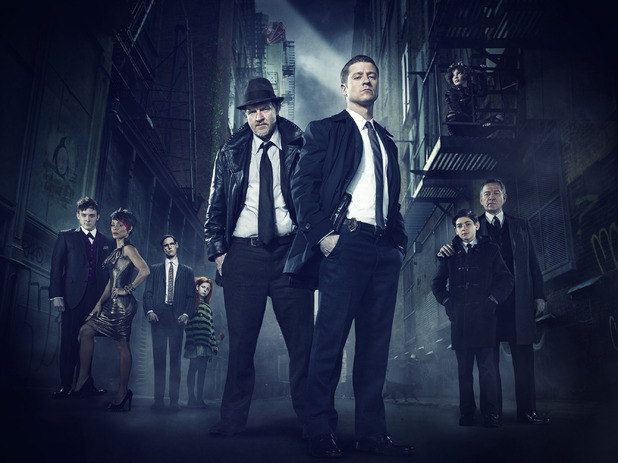 Gotham, C5, Mon 13 Oct