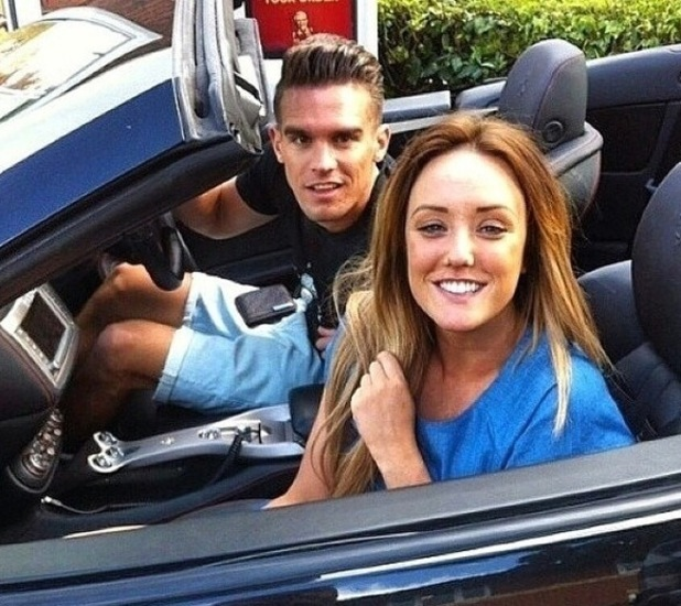 photo of Gary Beadle  - car