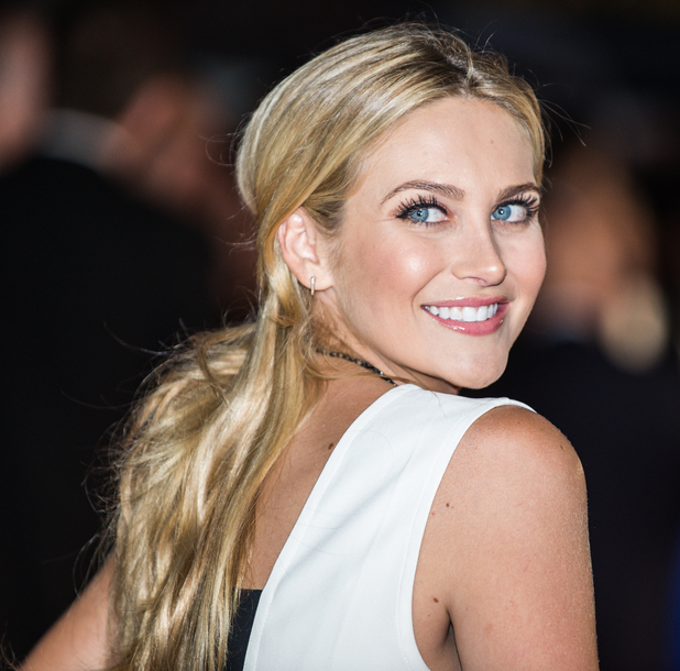 Stephanie Pratt at 'Love, Rosie' World Premiere held in Leicester Square, London, 6 October 2014