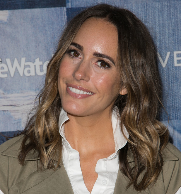 Louise Roe, People StyleWatch 4th Annual Denim Awards Issue party at The Line - Arrivals, 18 September 2014