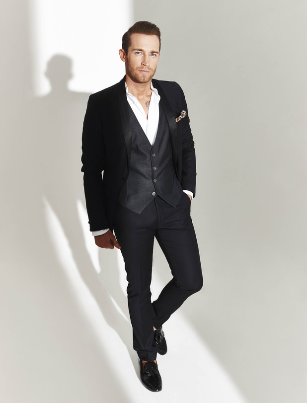 X Factor's Jay James gets finalist makeover, ITV 6 October