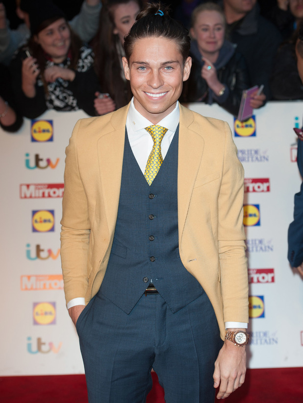 Joey Essex - The 2014 Pride of Britain Awards held at the Grosvenor House - Arrivals - 6 October 2014