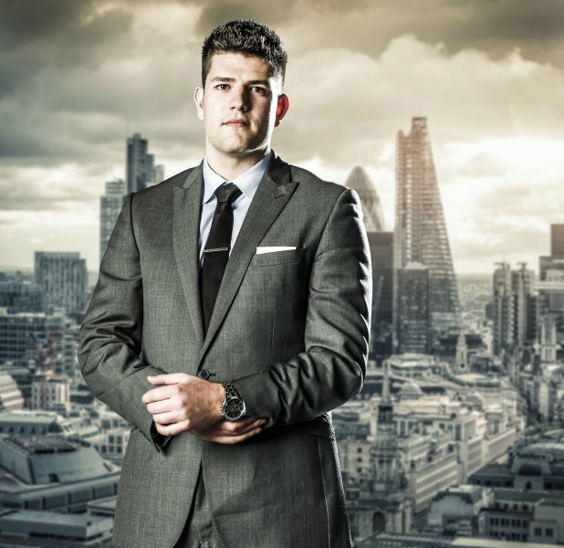The Apprentice 2014 candidates - Mark Wright