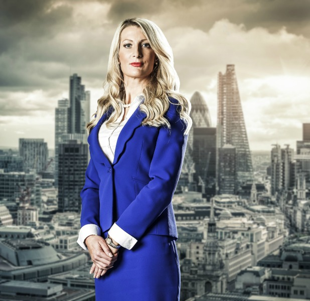 The Apprentice 2014 candidates - Sarah Dales