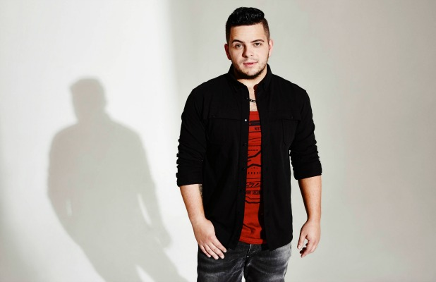 X Factor 2014 finalists glam makeover: Paul Akister