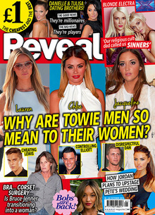 Reveal issue 41 cover - 13 October 2014