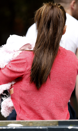 Katie Price spotted outside ITV Studios, London 15 October