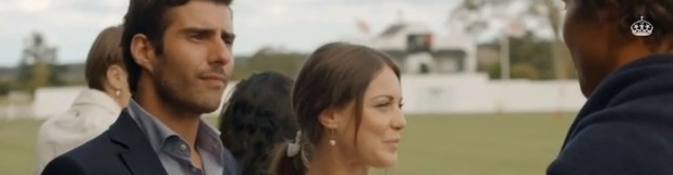 Made In Chelsea's Alik Alfus speaks to Louise and Andy in preview clip - 15 October 2014.