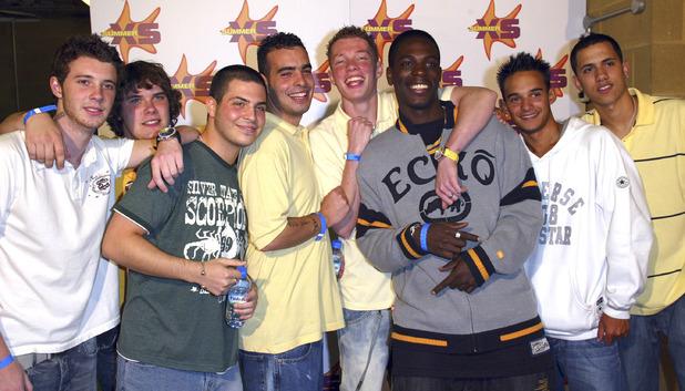 Blazin Squad - June 2005.
