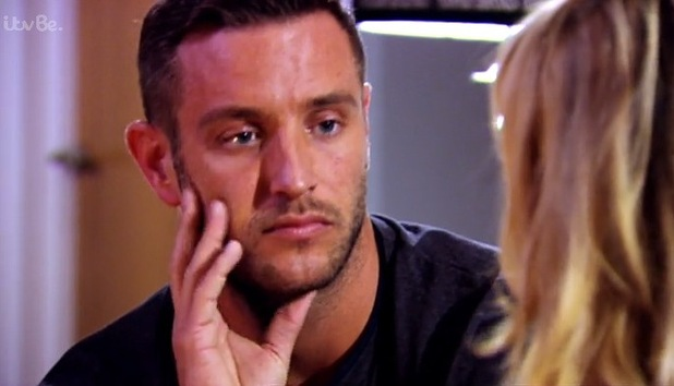 TOWIE's Elliott Wright and Chloe Sims break up - 15 Oct 2014