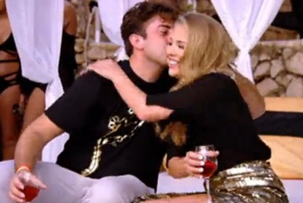 TOWIE's Lydia Bright confirms she is still in love with James 'Arg' Argent - 13 oCT 2014