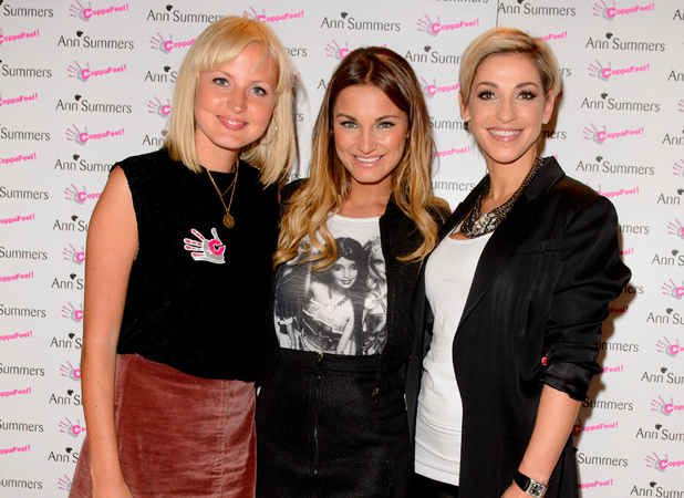 Ann Summers teams up with Coppafeel! for Breast Cancer Awareness Month 2014