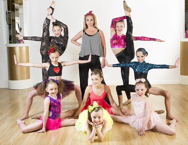 Dance Mums With Jennifer Ellison, Mon 20 Oct