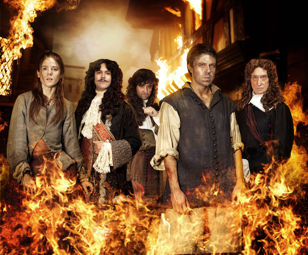 The Great Fire, Thu 16 Oct
