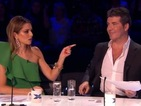 X Factor's Chloe-Jasmine talks Simon Cowell's 'Kermit' remark to Cheryl