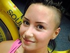 Demi Lovato flaunts natural beauty in make-up free, post-gym selfie