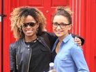 X Factor's Fleur East, Lauren Platt celebrate survival with piercings