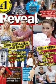 Reveal magazine cover - issue 42. 25 - 31 October 2014.