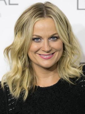 Amy Poehler. Celebrities attend ELLE's 21st Annual Women in Hollywood Celebration at the Four Seasons Hotel, 21 October 2014