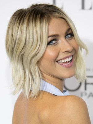 Julianne Hough. Celebrities attend ELLE's 21st Annual Women in Hollywood Celebration at the Four Seasons Hotel, 21 October 2014