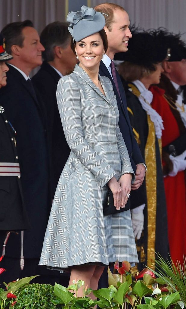 Kate Middleton, President of Singapore Official State Visit, London, Britain 21 October