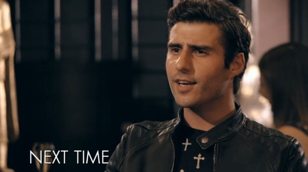 Alik Alfus denies cheating on Louise Thompson, Made In Chelsea 20 October