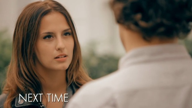 Lucy Watson finds out Oliver Proudlock has been dating other people, Made In Chelsea 20 October