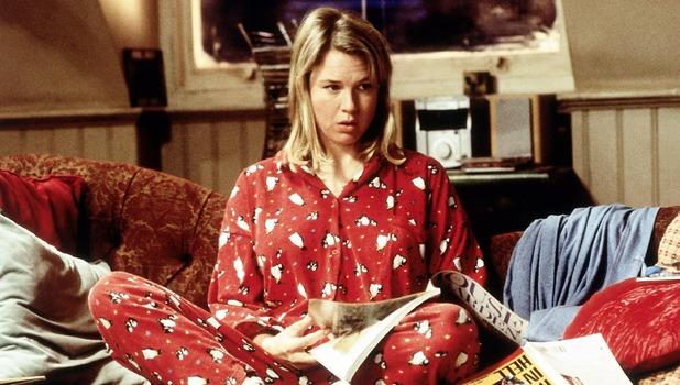 Renee Zellweger as Bridget Jones Bridget Jones's Diary (2001)