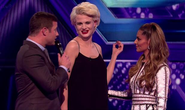 Cheryl Fernandez-Versini loses two acts - Chloe-Jasmine Whichello and Stephanie Nala, The X Factor 20 October