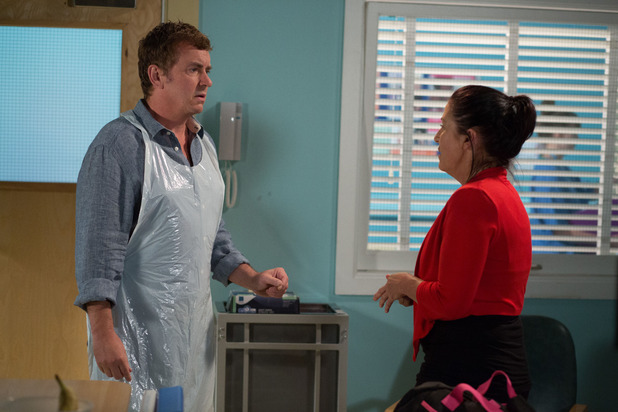 EastEnders, Alfie tries to confess, Thu 23 Oct
