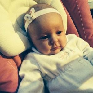Natasha Hamilton shares baby photo of daughter Ella Rose 30 October