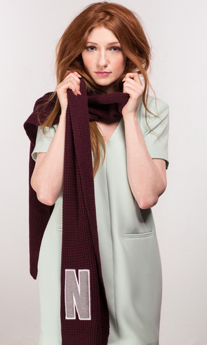 Nicola Roberts support Matalan's Christmas charity campaign in aid of Alder Hey Children's Hospital. October 2014.
