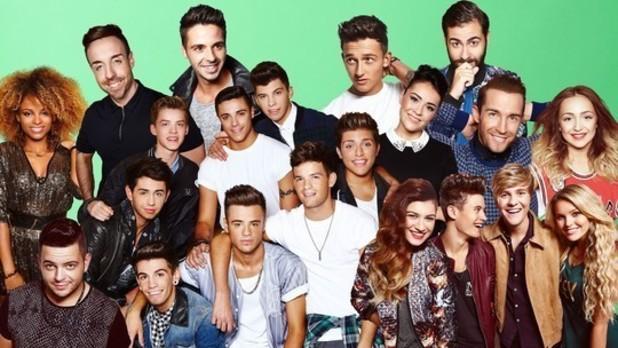 X Factor 2014 contestants - Oct 31 2014