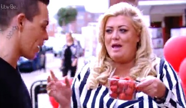 TOWIE's Gemma Collins opens up about fat jibes - 30 Oct 2014