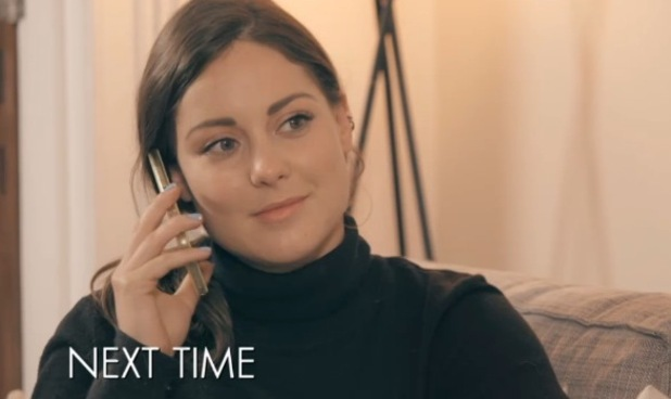Louise Thompson, Made In Chelsea: Episode 4 3 November