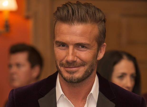 David Beckham and Kelly Brook are the celebrities that most Brits want to shower with
