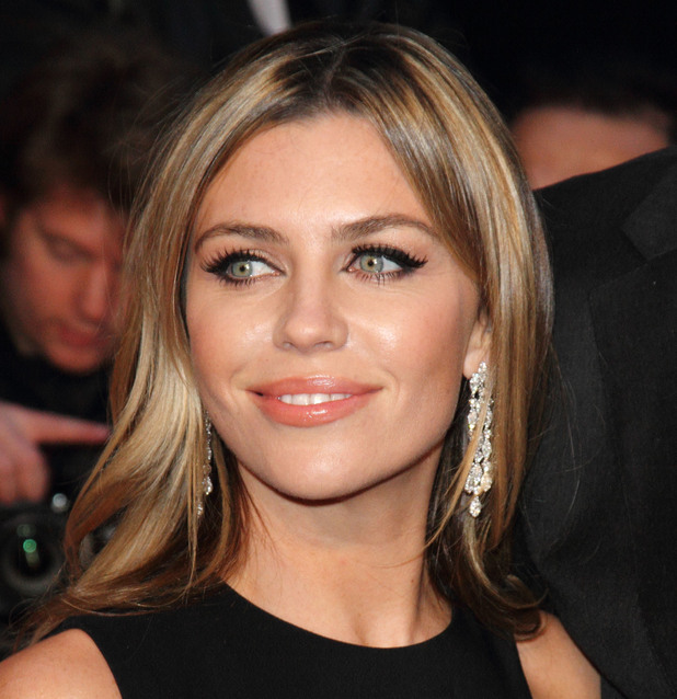 Abbey Clancy, Pride of Britain Awards, 'A Night of Heroes' at the Grosvenor House Hotel, Park Lane, London, 6 October 2014
