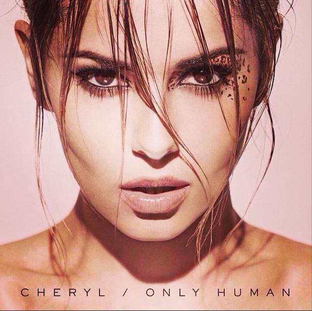 Cheryl Fernandez-Versini: New album cover for Only Human released 10 Nov