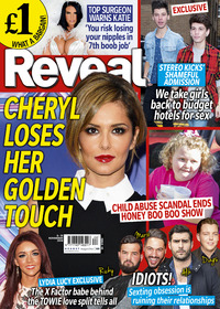 Reveal magazine, on sale 4 November 2014