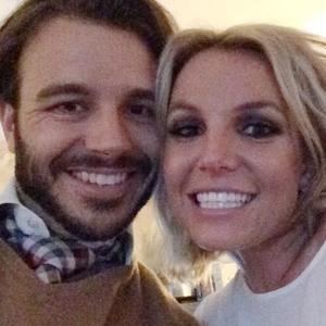 Britney Spears shares cute selfie with boyfriend Charlie Ebersol, 9 November 2014