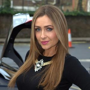 Gemma Merna debuts darker hair, Hollyoaks press call, London 7 November